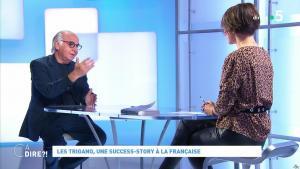 Mélanie Taravant dans C à Dire - 08/10/20 - 11