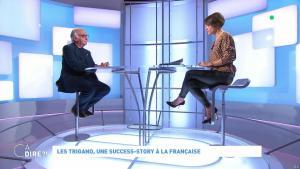 Mélanie Taravant dans C à Dire - 08/10/20 - 12