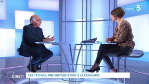 Mélanie Taravant dans C à Dire - 08/10/20 - 16