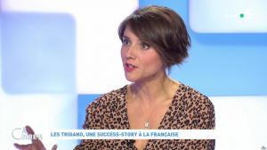 Mélanie Taravant dans C à Dire - 08/10/20 - 17