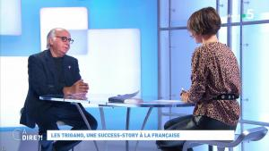 Mélanie Taravant dans C à Dire - 08/10/20 - 18