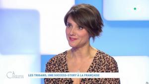 Mélanie Taravant dans C à Dire - 08/10/20 - 19