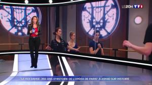 Anne Claire Coudray au 20h - 21/09/19 - 01