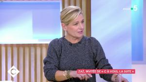 Anne-Elisabeth Lemoine dans C à Vous - 21/10/21 - 03