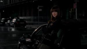 Anne Hathaway dans le Diable s habille en Prada - 04/12/11 - 04