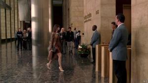 Anne Hathaway dans le Diable s habille en Prada - 04/12/11 - 05