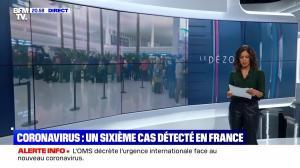 Aurélie Casse dans le Dezoom - 30/01/20 - 02