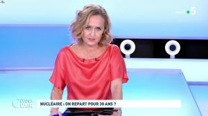 Caroline Roux dans C dans l'Air - 12/10/21 - 01