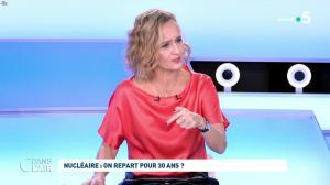 Caroline Roux dans C dans l'Air - 12/10/21 - 34