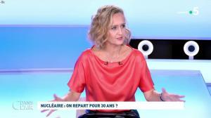 Caroline Roux dans C dans l'Air - 12/10/21 - 48