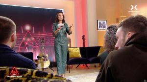 Leïla Kaddour dans The Artist les Masterclass - 11/10/21 - 01