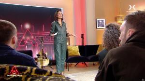 Leïla Kaddour dans The Artist les Masterclass - 11/10/21 - 02