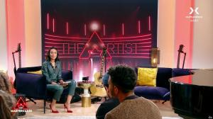 Leïla Kaddour dans The Artist les Masterclass - 11/10/21 - 03
