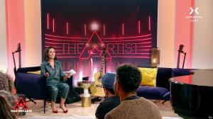 Leïla Kaddour dans The Artist les Masterclass - 11/10/21 - 04