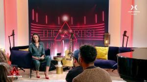 Leïla Kaddour dans The Artist les Masterclass - 11/10/21 - 05