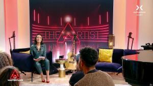 Leïla Kaddour dans The Artist les Masterclass - 11/10/21 - 06