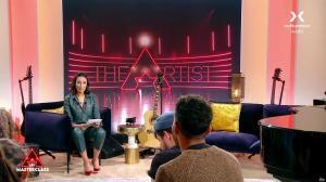 Leïla Kaddour dans The Artist les Masterclass - 11/10/21 - 07