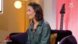 Leïla Kaddour dans The Artist les Masterclass - 11/10/21 - 08