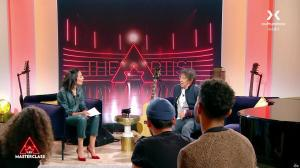 Leïla Kaddour dans The Artist les Masterclass - 11/10/21 - 09