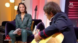 Leïla Kaddour dans The Artist les Masterclass - 11/10/21 - 14