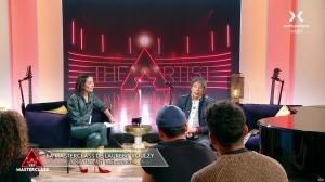 Leïla Kaddour dans The Artist les Masterclass - 11/10/21 - 15