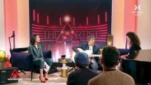 Leïla Kaddour dans The Artist les Masterclass - 11/10/21 - 16