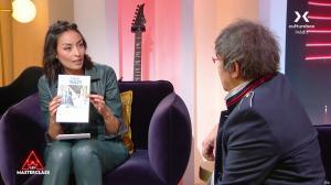 Leïla Kaddour dans The Artist les Masterclass - 11/10/21 - 18