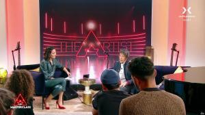 Leïla Kaddour dans The Artist les Masterclass - 11/10/21 - 20