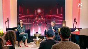 Leïla Kaddour dans The Artist les Masterclass - 11/10/21 - 22
