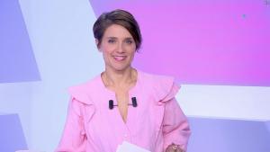 Mélanie Taravant dans C à Dire - 01/10/21 - 01