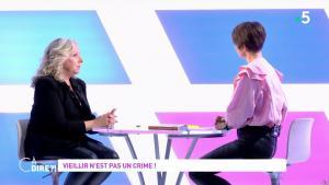 Mélanie Taravant dans C à Dire - 01/10/21 - 04