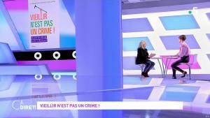 Mélanie Taravant dans C à Dire - 01/10/21 - 07