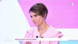 Mélanie Taravant dans C à Dire - 01/10/21 - 09