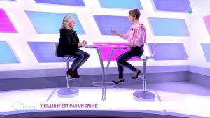 Mélanie Taravant dans C à Dire - 01/10/21 - 10