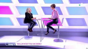 Mélanie Taravant dans C à Dire - 01/10/21 - 12