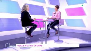 Mélanie Taravant dans C à Dire - 01/10/21 - 14