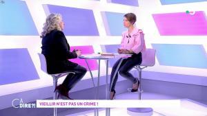 Mélanie Taravant dans C à Dire - 01/10/21 - 15