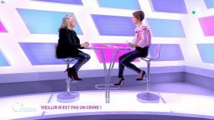 Mélanie Taravant dans C à Dire - 01/10/21 - 18