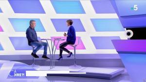 Mélanie Taravant dans C à Dire - 15/10/21 - 03