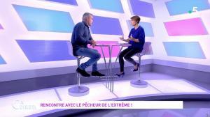 Mélanie Taravant dans C à Dire - 15/10/21 - 04