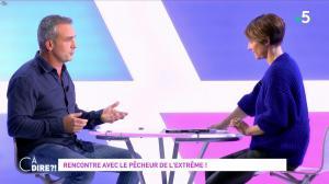 Mélanie Taravant dans C à Dire - 15/10/21 - 05