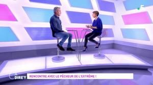 Mélanie Taravant dans C à Dire - 15/10/21 - 06