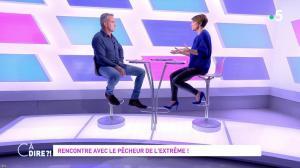 Mélanie Taravant dans C à Dire - 15/10/21 - 07