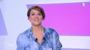 Mélanie Taravant dans C à Dire - 21/10/21 - 01