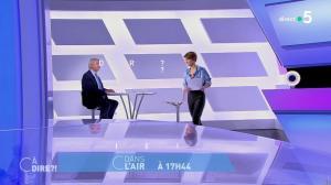 Mélanie Taravant dans C à Dire - 21/10/21 - 03