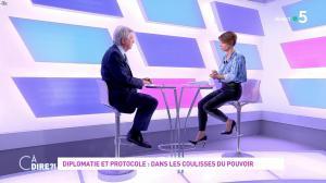 Mélanie Taravant dans C à Dire - 21/10/21 - 08