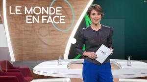 Mélanie Taravant dans le Monde en Face - 03/10/21 - 01