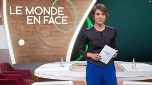 Mélanie Taravant dans le Monde en Face - 03/10/21 - 02