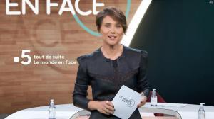 Mélanie Taravant dans le Monde en Face - 03/10/21 - 06