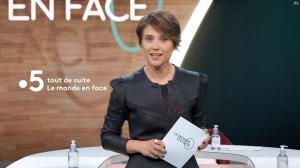 Mélanie Taravant dans le Monde en Face - 03/10/21 - 07